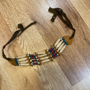 Native American Costume Choker